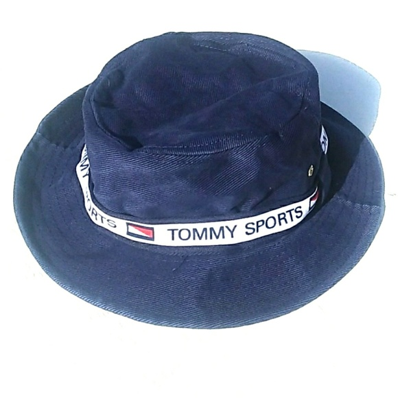 757baa85 Tommy Hilfiger Accessories | Vintage Tommy Sports Hilfiger Bucket ...